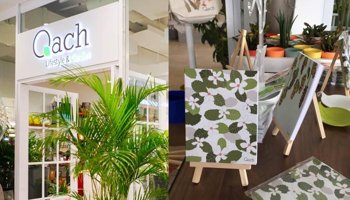 Qach Lifestyle and Garden – Geleen Lorica